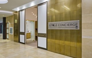American Express Style Concierge Location